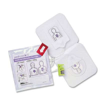 Zoll Pedi-Padz II Electrodes