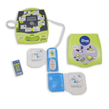 Zoll AED Plus Trainer2 Automated External Defibrillator