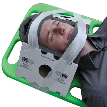 Hoover Headblock Head Immobilizer