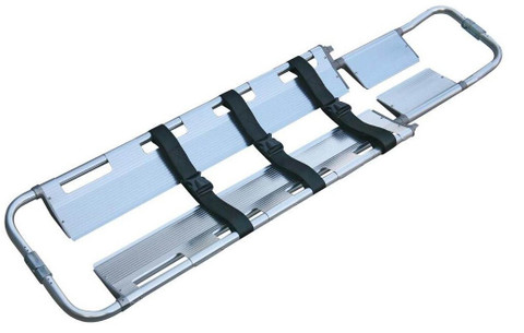 Aluminum Foldable Scoop Stretcher