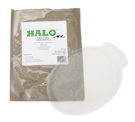 Halo Occlusive Chest Seal - XL