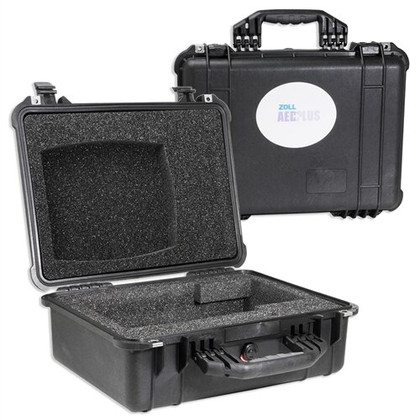 Zoll AED Plus Pelican Hard Carry Case - Large