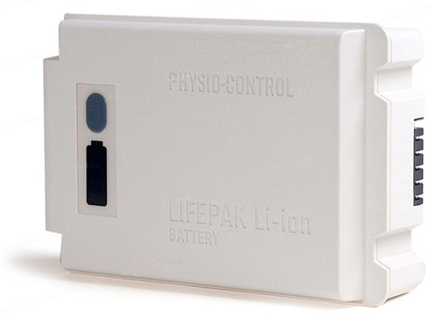 Physio-Control LIFEPAK 12 Lithium-ion Rechargeable Battery Fuel Gauge