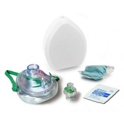 EverGuard CPR Pocket Mask - White