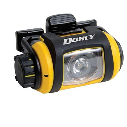 Dorcy Pro Series LED Headlight - 200 Lumens