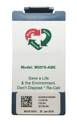 Philips HeartStart FRX OnSite AED Battery