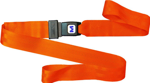 MM Nylon 2 pc. Metal Buckle & Loop End Spineboard Strap - 5'