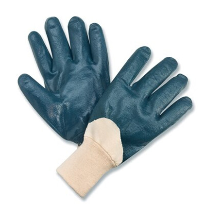 Protection Ultra Lite Nitrile Coated Knitwrist Work Gloves