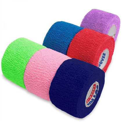 Ever Guard Co-Flex Self Adherent Bandages - Color Pack