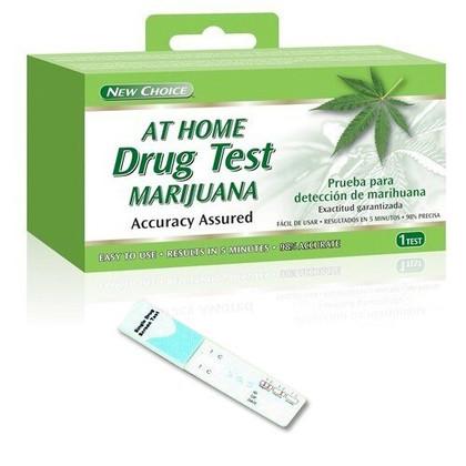 New Choice Home Marijuana Test