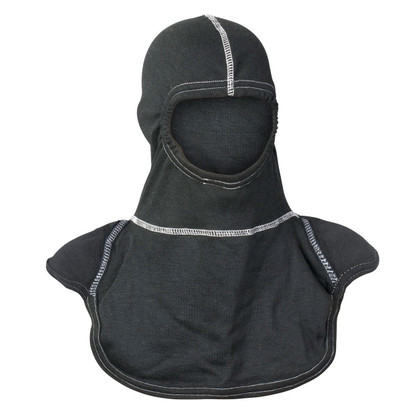 Majestic Pac III Ultra C6 Fire Hood Black