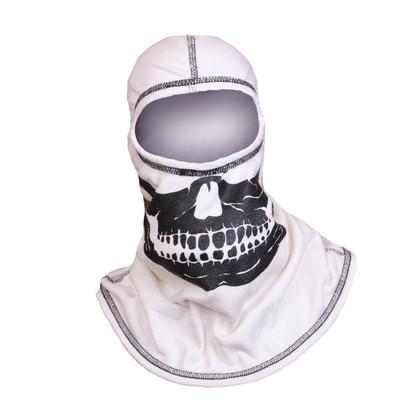 Majestic Pac F-20 Nomex Skull Fire Hood black