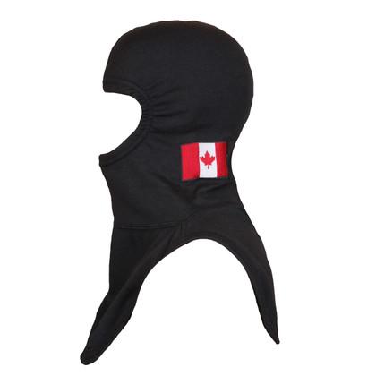Majestic Pac II P84 Canadian Flag Fire Hood
