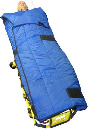 Ambulance Stretcher Patient Cover Cot Quilt Blanket