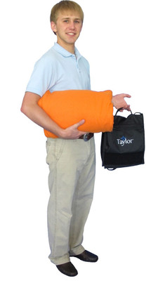 Tote-a-Blanket Carry Case