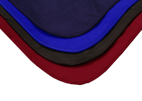 Polar Fleece Blankets - 3 Thickness Options