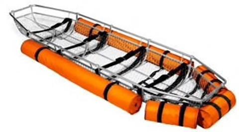 Junkin Litter Basket Stretcher Flotation Collar