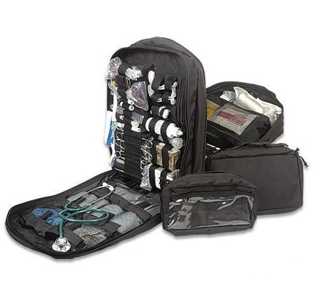 STOMP Medical First Aid Backpack - Full Kit