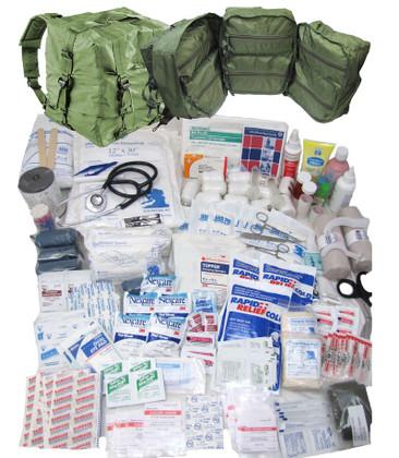 Military M17 Medical Bag - Full Kit