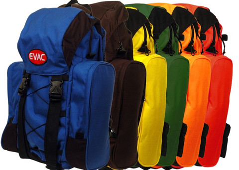 EVAC Deluxe Search and Rescue Pack all colors