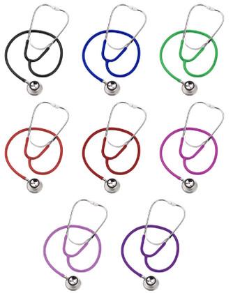 Dual Head Stethoscope Adult - 8 Colors