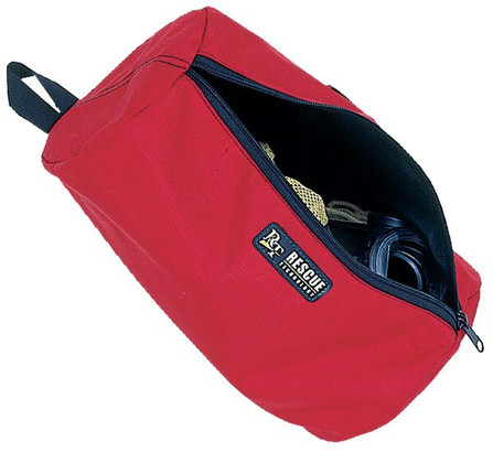 Deluxe SCBA Mask Bag Red