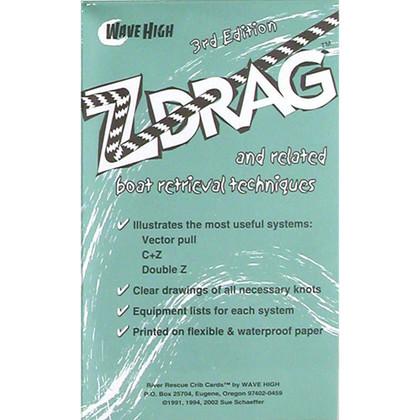 Z-Drag Rescue Crib Instruction Sheet