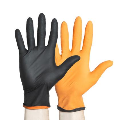Halyard BLACK FIRE Powder Free Nitrile Glove