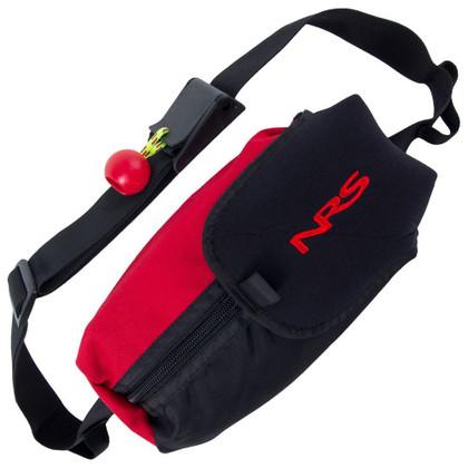 NRS Guardian Wedge Waist Throw Bag - Red
