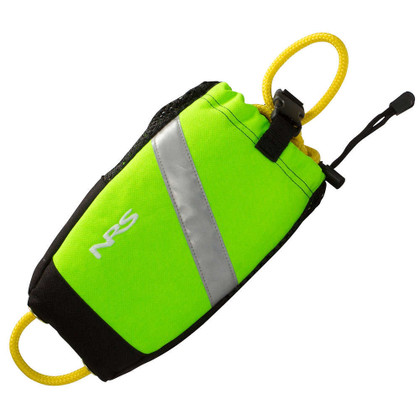 NRS Wedge Rescue Throw Bag - Green