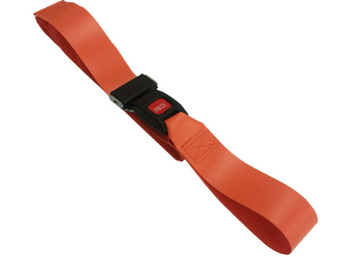 Impervious 1 pc. Metal Buckle Spineboard Strap - 7'