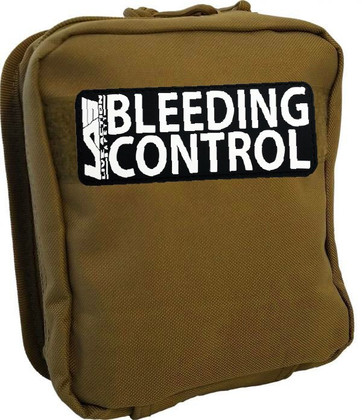 Deluxe IFAK Level 3 - Full Kit With optional Bleeding Control Patch - $4.00 Extra