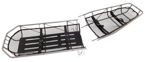 Junkin Military Type III S.S. Litter Basket Stretcher - Break-Apart