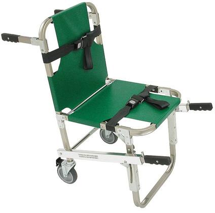 Junkin Evacuation Stair Chair - Telescoping Handles