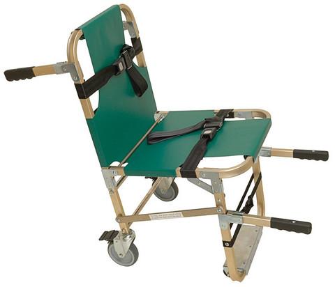 Junkin Evacuation Stair Chair - 4 Wheels