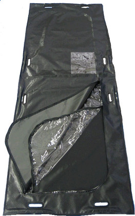 Post Mortem BioVu Body Bag - Heavy Duty (Adult)