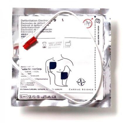 Cardiac Science Powerheart G3 Adult Defibrillation Electrode Pads