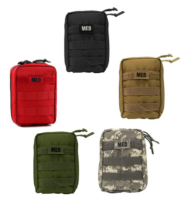 Military Basic IFAK Bag all colors