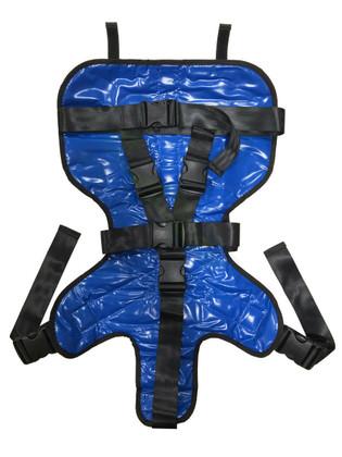 Basic Pediatric Child Restraint Seat System Front