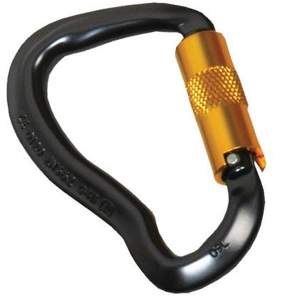 ISC Gecko Aluminum Carabiner - Twistlock