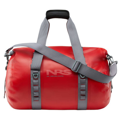 NRS High Roll Duffel Dry Bag - 105L - Red