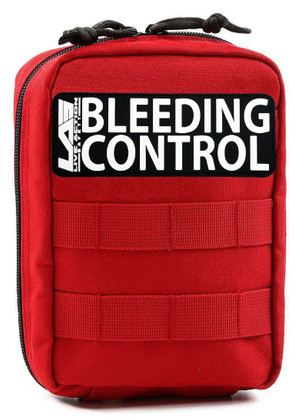 Eco Enhanced IFAK Level 1 - Full Kit With optional Bleeding Control Patch - $4.00 Extra