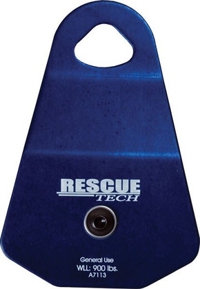 Single Prusik Minding Rescue Pulley - 2.5""