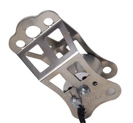 CMI Knot Passing Carriage Pulley - Stainless Steel