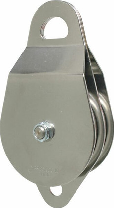 """CMI Double Rescue Pulley With Becket 4"""""""