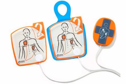 Cardiac Science G5 Intellisense CPR Feedback (ICPR) Defibrillation Pads
