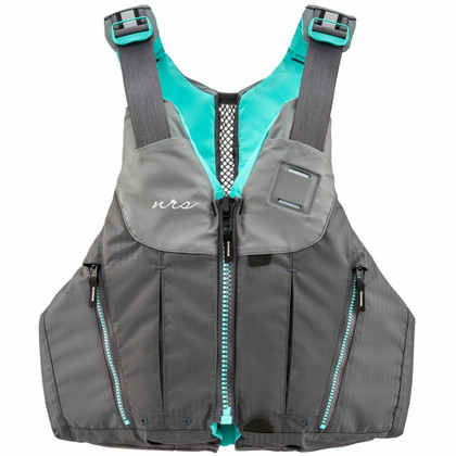NRS Womens Nora PFD - Charcoal
