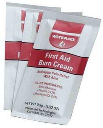 Water Jel First Aid & Burn Cream - .09G Packets