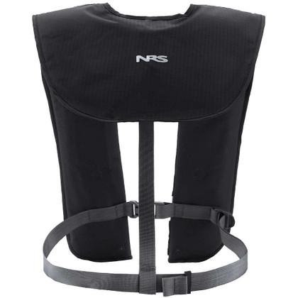 NRS Otto Matik Inflatable PFD - Black - back