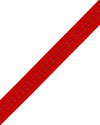 "Tubular Webbing - 9/16"" - 300 ft. Spool - Red"